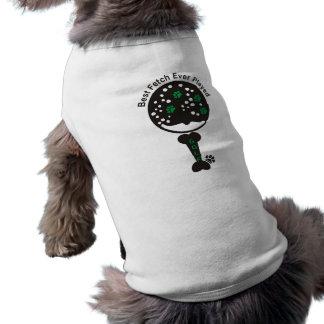 PawsID Dog Shirt Golf Design
