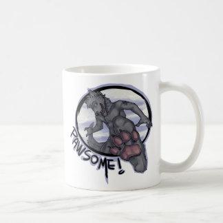 pawsome coffee mug