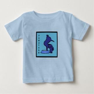 PAWSTAND - Funny Yoga Shirt for Babies