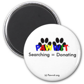Pawwit.org Searching Magnet