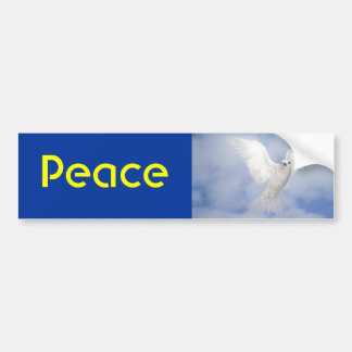 Pax, Peace Bumper Sticker