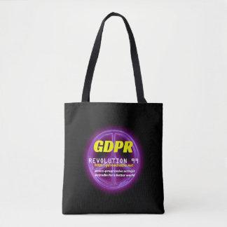 Paxspiration GDPR Basic Black Tote