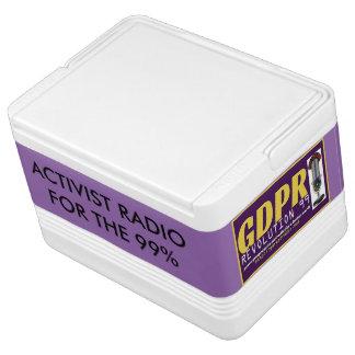Paxspiration GDPR Igloo 12 Can Cooler Igloo Cool Box