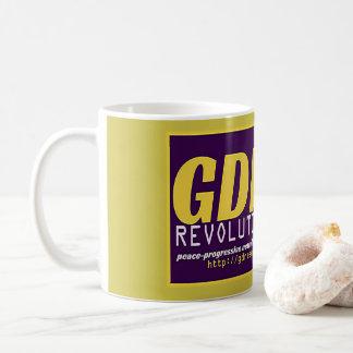Paxspiration GDPR REVOLUTION99 Classic Mug