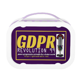 Paxspiration GDPR Yubo Lunch Box