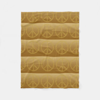 Paxspiration Peace Sign Blanket
