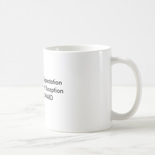PAY IT FORWARD COFFEE MUG