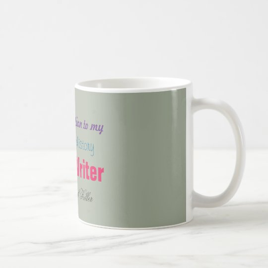 Pay no attention to my browsing history... coffee mug