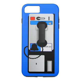 Pay Phone iPhone 7 Plus Case