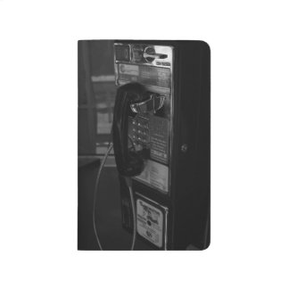 Pay Phone Pocket Journal