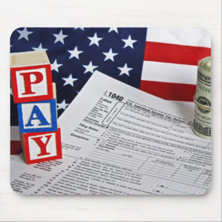 Pay Today Mouse Mat