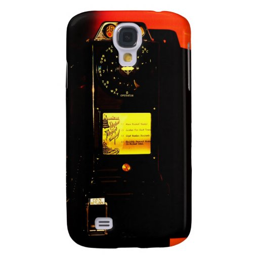 Payphone Galaxy S4 Cover