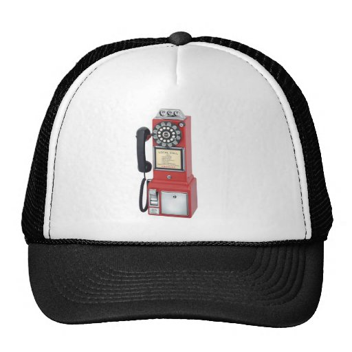 PAYPHONE MESH HAT