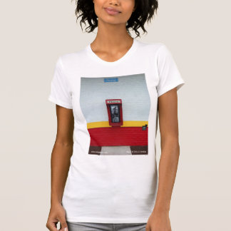 Payphone - Image on Front T-Shirt