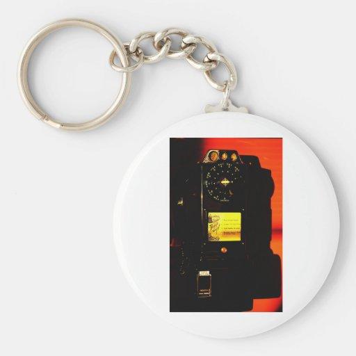 Payphone Key Chains