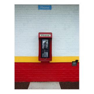 Payphone Postcard