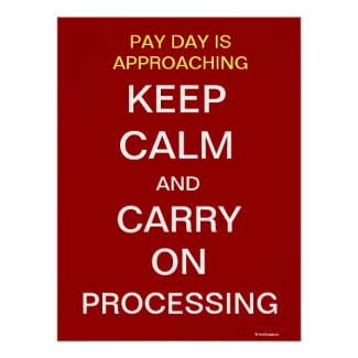 Payroll Gift Ideas - Payroll Mugs Mousepads Posters and more