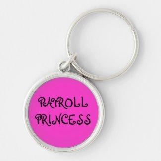 Payroll Princess Woman Payroll manager