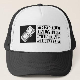 Payroll Survive Trucker Hat