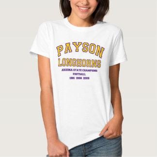 Payson Longhorns T Shirts