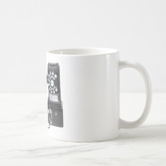 PayTelephone103013.png Classic White Coffee Mug