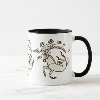 Pazyryk Deer Mug