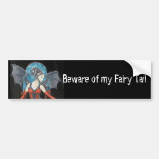 PB040745Fairy Bumper Sticker