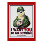 PB Army Poster Large