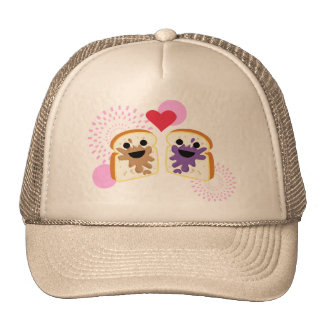 PB& J Love Cap