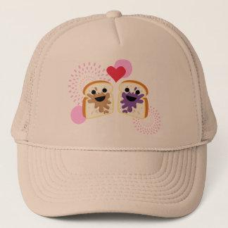 PB& J Love Trucker Hat