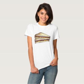 PB&J Peanut Butter and Jelly Sandwich T-Shirt