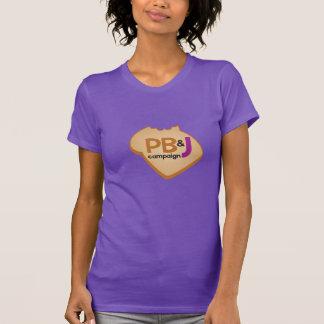 PB&J Shirt - double-sided