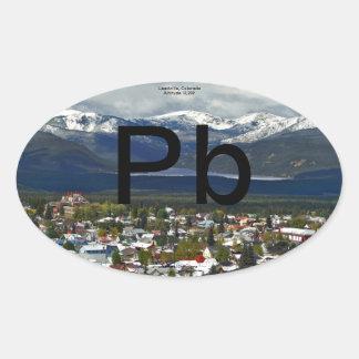Pb Turq Lk Color Stickers
