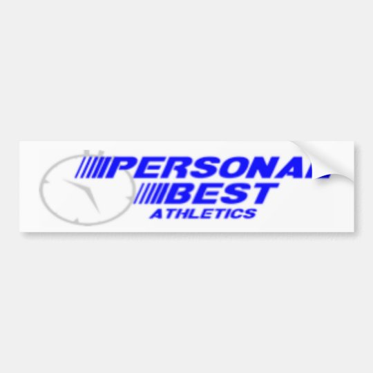 PBA Logo Bumper Sticker
