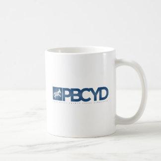 PBCYD Logo-  White Coffee Mug