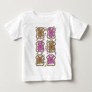 PBJ Sandwiches Baby T-Shirt