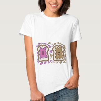 PBJ Sandwiches Tee Shirts