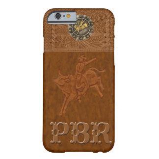 """""""PBR"""" Western Rodeo iPhone 6 case"""