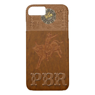 """""""PBR"""" Western Rodeo iPhone 7 case"""