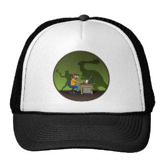 PC Gamer Mesh Hat