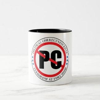 PC Kills Two-Tone Mug