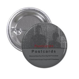Pcards - Original Cover (2) EDIT 3 Cm Round Badge
