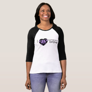 PCDH19 Alliance Ladies Baseball Tee