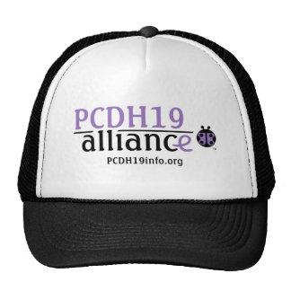 PCDH19 Alliance Logo Trucker Hat