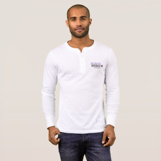 PCDH19 Alliance Men's Henley T-Shirt