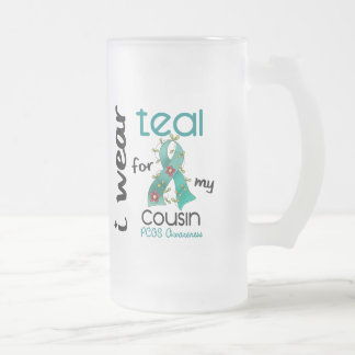 PCOS I Wear Teal For My Cousin 43 Mugs