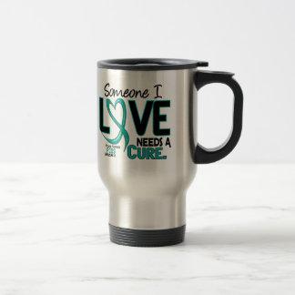 PCOS Needs A Cure 2 Mugs