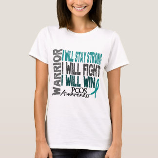 PCOS Warrior T-Shirt