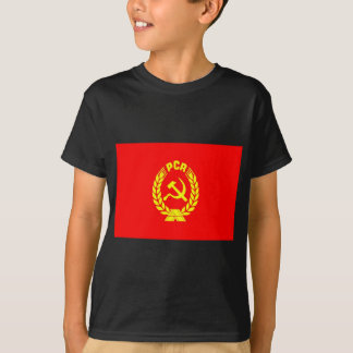 PCR flag T-Shirt