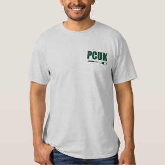 PCUK - GREEN TEE SHIRTS